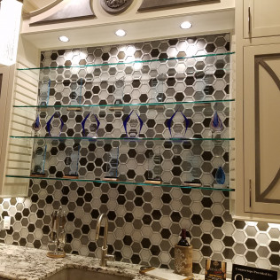 glass shelving lubbock tx