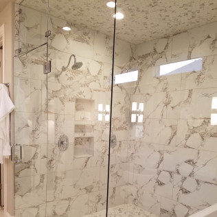 glass shower doors lubbock tx